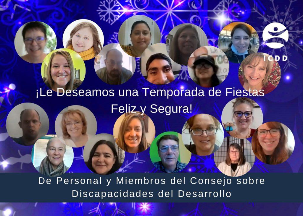 Spanish Holiday Greeting